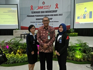 Seminar&Workshop Program Penanggulangan HIV&AIDS 2017