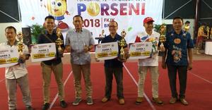 Porseni FKJK Wilayah Banyumas 2018
